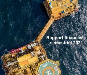 Rapport financier 1er semestre 2021