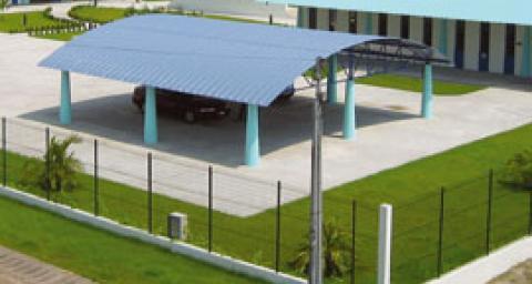 Le Centre de spécialisation professionnelle de Port-Gentil