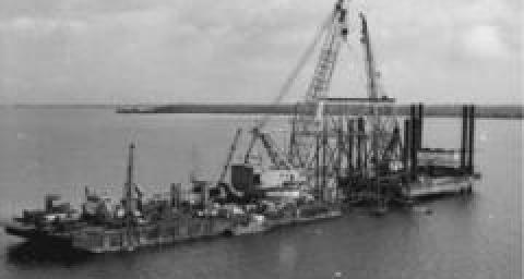 Les débuts de l'offshore gabonais